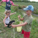 Pêche aux écrevisses