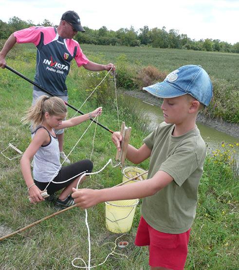 activités pêche