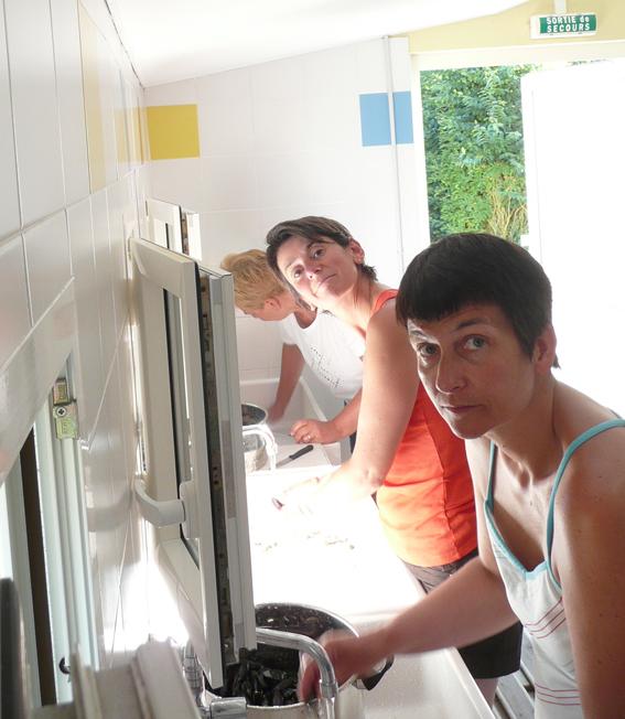 bacs à vaisselle