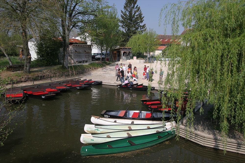 Embarcadère venise verte