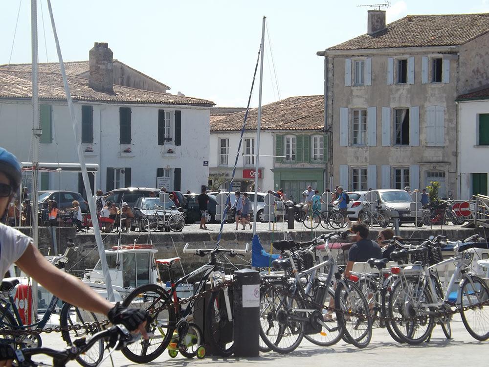 l'ile de ré à vélo