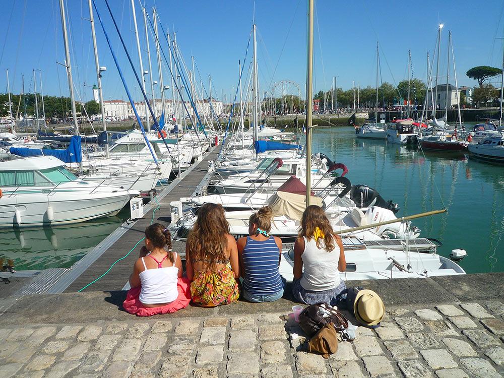 Camping  toiles Avec Piscine Chauffe Proche De La Rochelle