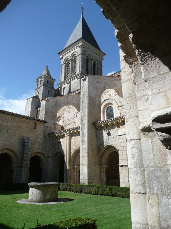 nieul-abbaye