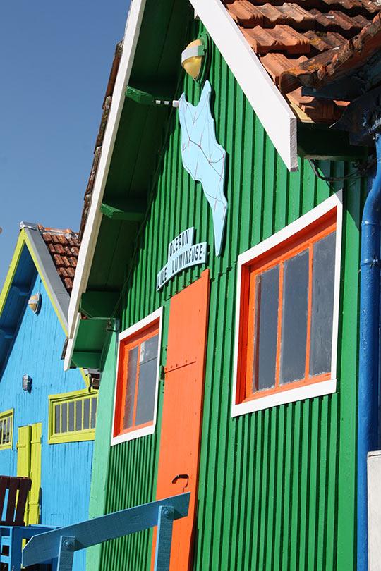 Ile d'Oléron - maisons de pêcheurs