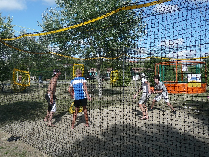 homeball camping 3* proche o'gliss