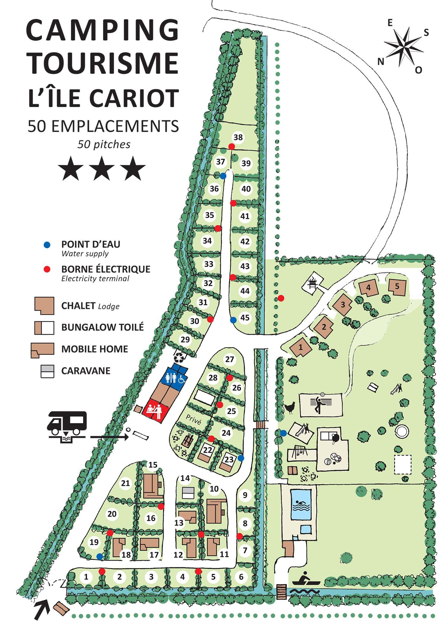 Plan ile Cariot 2020